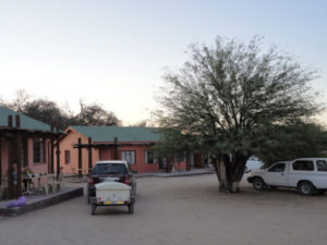 Kgalagadi Transfrontier Park - Mata Mata Restcamp | Magic of the Kalahari Tours | Experience the African Wild