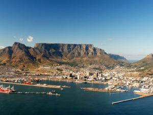 Table Mountain in Cape Town | Magic of the Kalahari Tours | Experience the African Wild