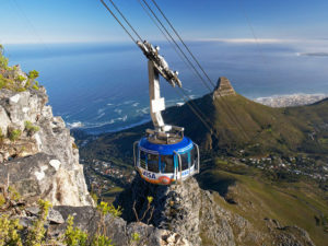 Table Mountain Cable Car | Magic of the Kalahari Tours | Experience the African Wild